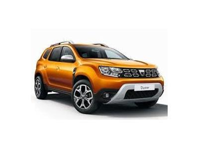 New duster diesel automatique
